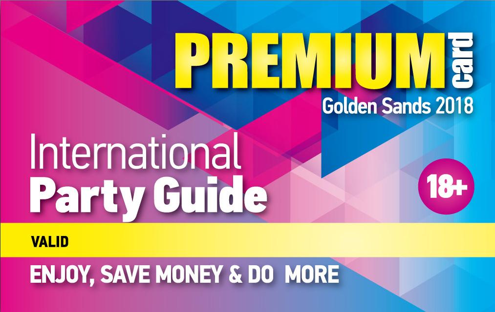 Bulgarien Goldstrand Hotel Karte.Goldstrand Premium Card Goldstrand Bulgarien